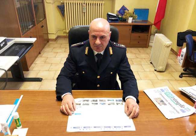ispettore grande polizia